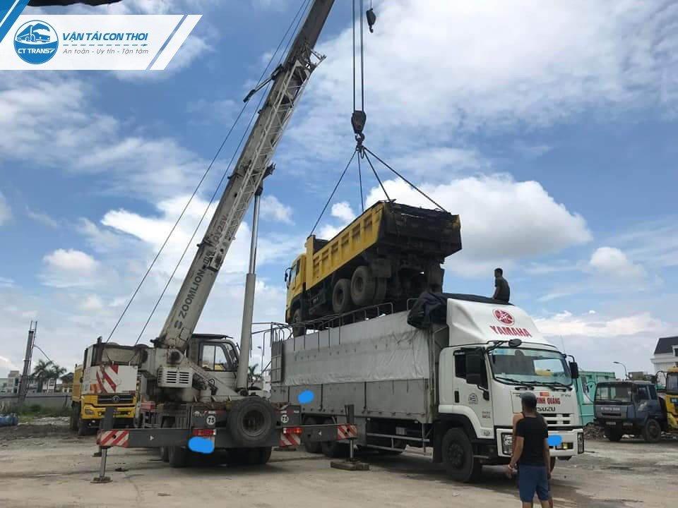 Vận chuyển hàng hóa HCM đi Lào Campuchia